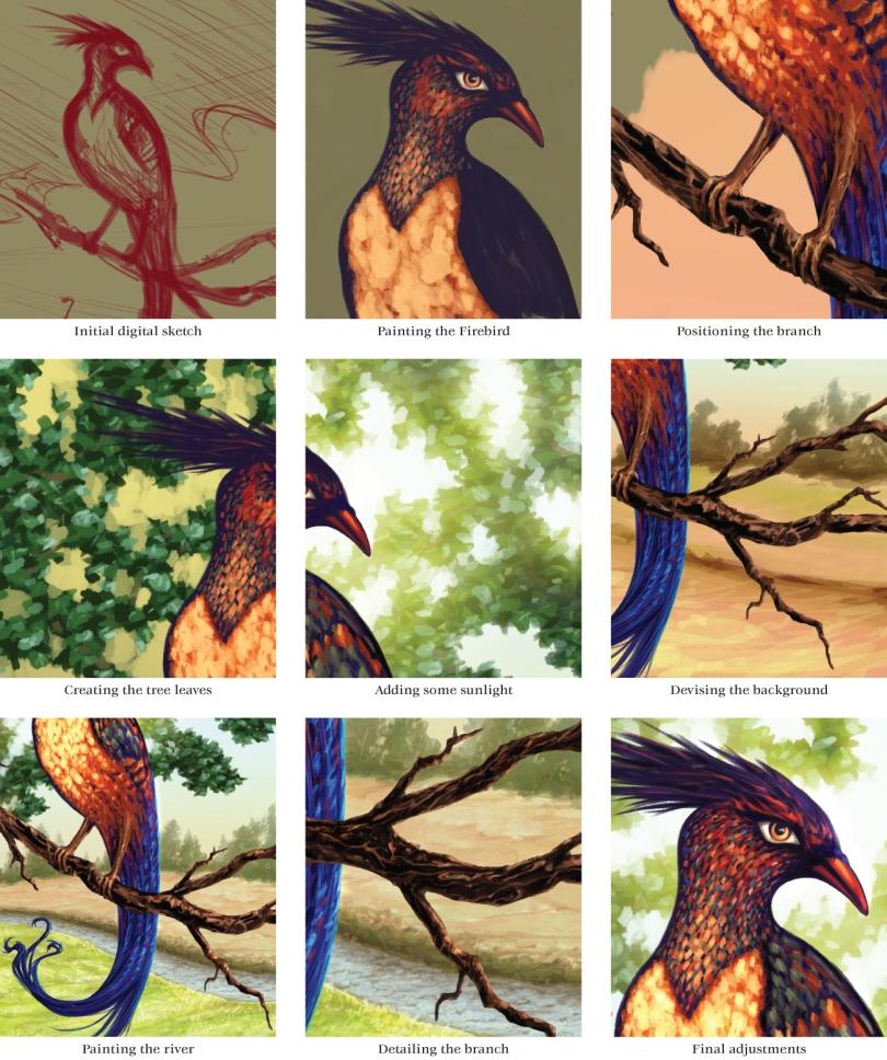 Creation of the Firebird